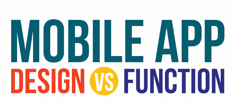 App Design Vs Function  Where To Invest More  Infographic    Bizness Apps