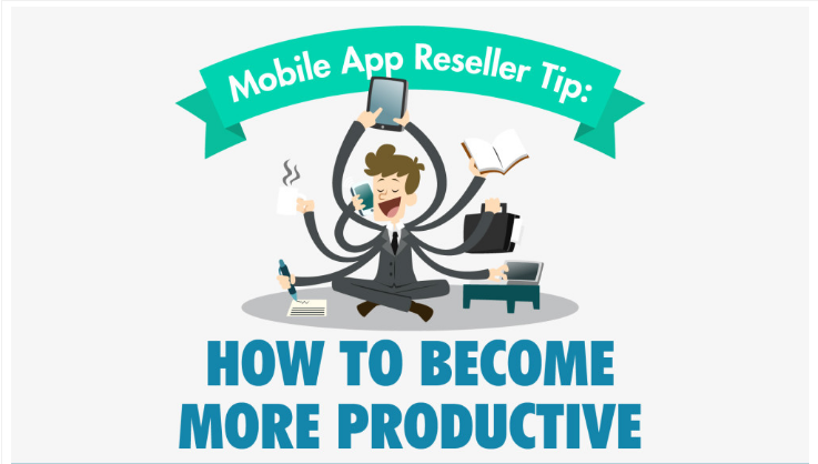 How to Become More Productive According to Kowalke  Infographic    Bizness Apps