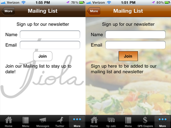 Bizness Apps partners with iContact to take email campaigns mobile