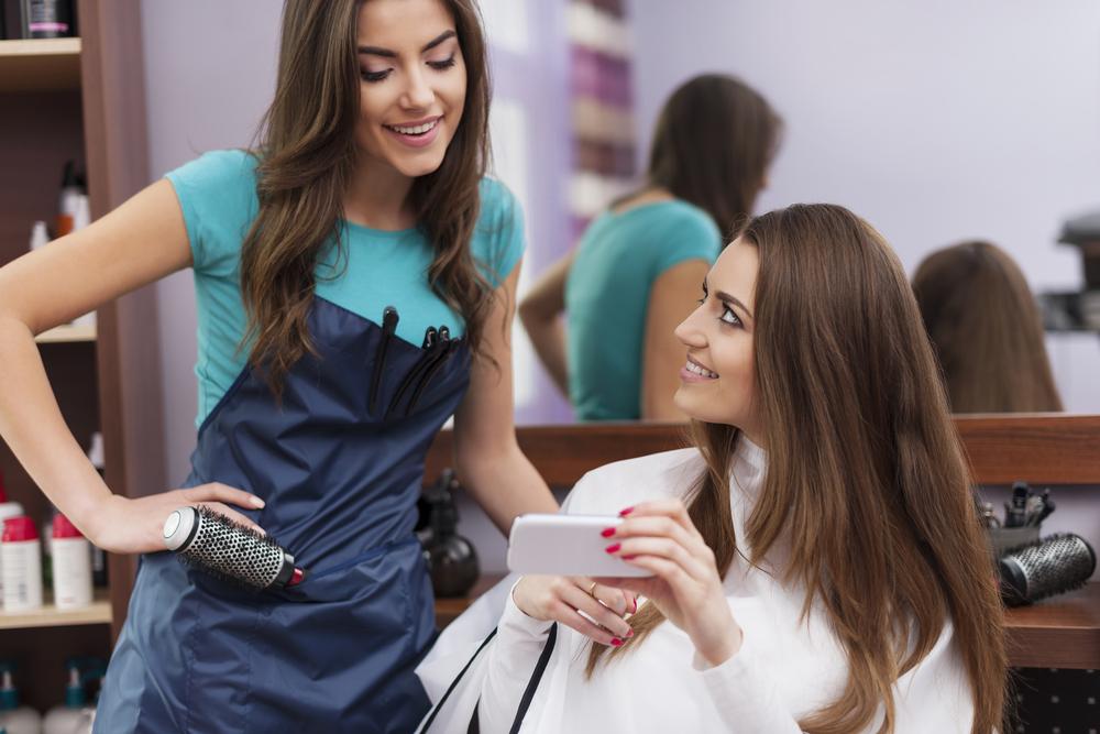 hair salon apps