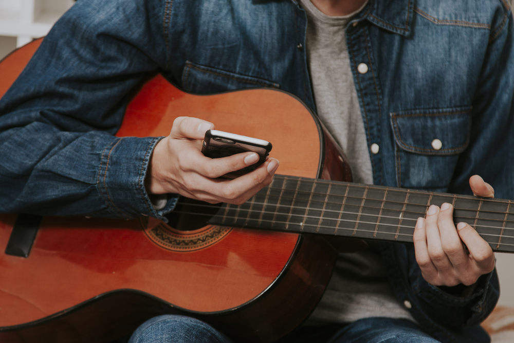 mobile apps for musicians and bands